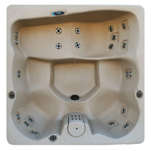 Tuff Spa 4-5 Person TT650 Spa