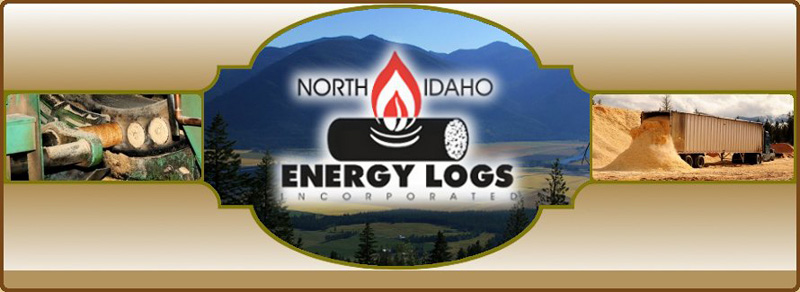 North Idaho Energy Logs
