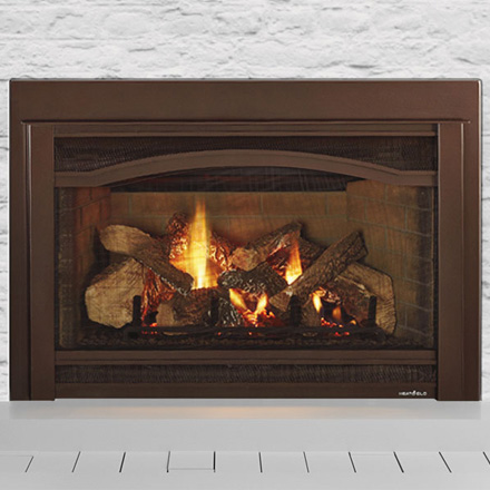 Gas Fireplaces & Inserts