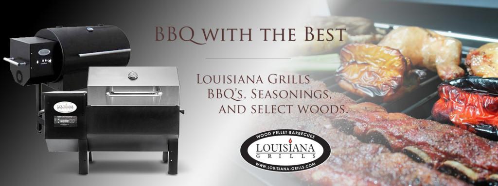 Home BBQ - Louisiana Grills