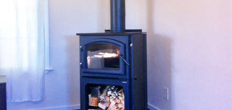 Meadow Vista – Quadra Fire Wood Stove