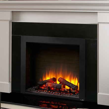Electric Fireplaces & Inserts