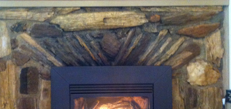 Propane Fireplace Insert by White Mountain Hearth