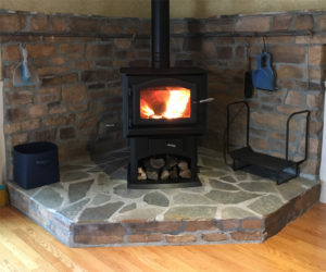 Kuma Ashwood Wood Burning Stove