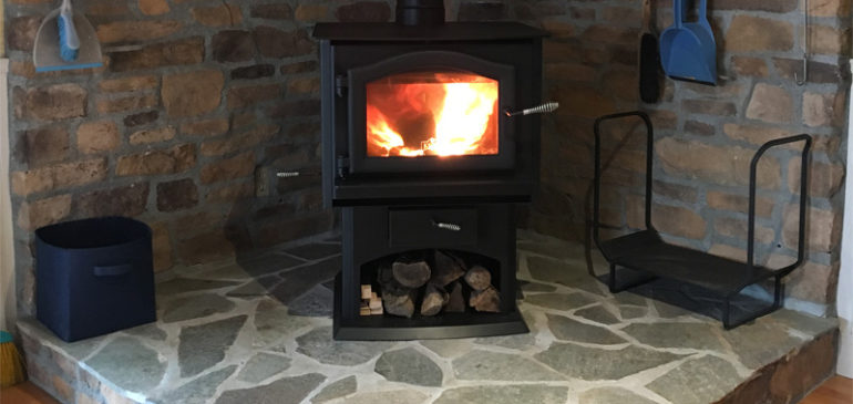 Kuma Ashwood – Wood Burning Stove