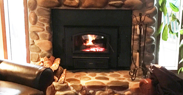 Quadra-Fire 2700 Wood Burning Fireplace Insert