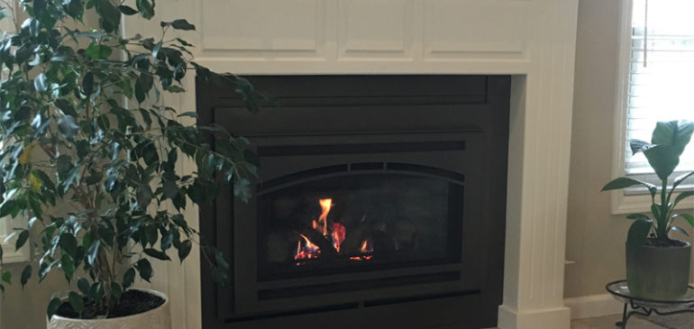 Quadra-Fire QFI30 Natural Gas Fireplace Insert