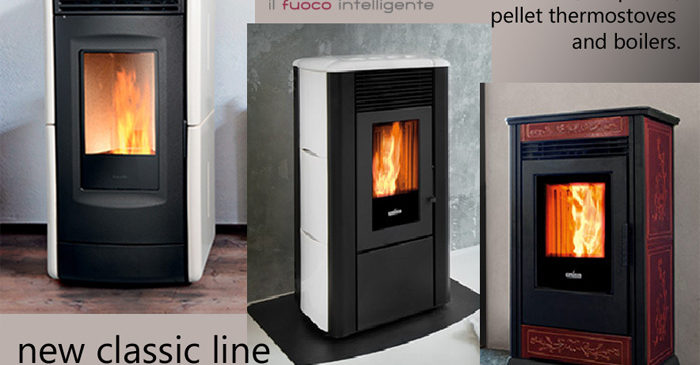 Ravelli Intelligent Pellet Stoves