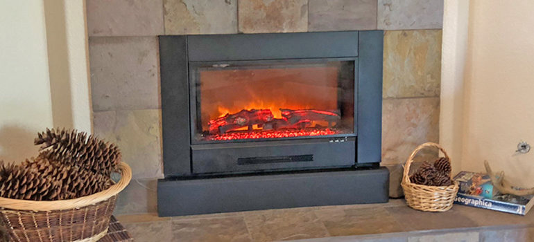 Modern Flame – ZCR Series Electric Fireplace Insert