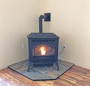 Quadra-Fire Trecker Series Pellet Stove