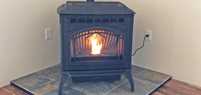 Quadra-Fire Trekker Series Pellet Stove