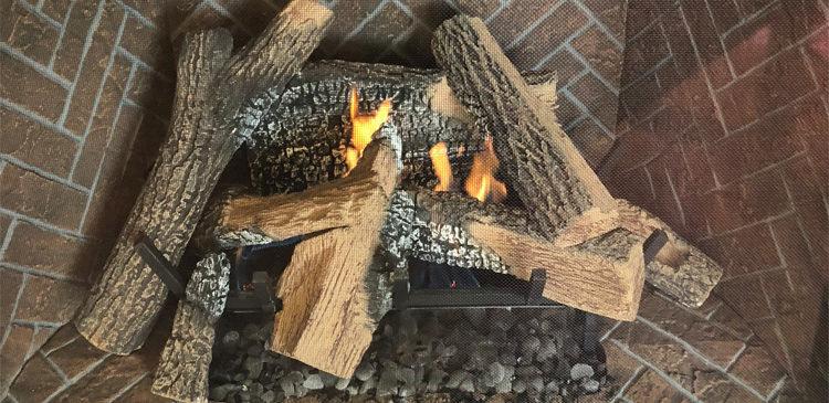 Heat & Glo Model True 42 Propane Fireplace