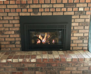 Quadra-Fire Natural Gas Model QFI30