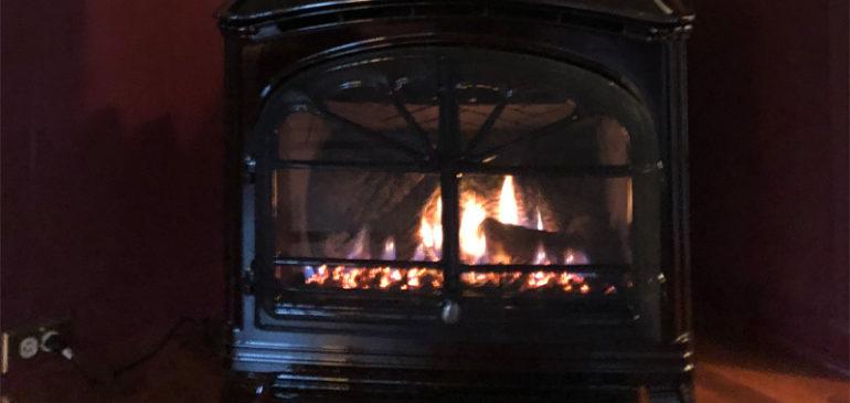 Heat & Glo Tiara II Propane Stove