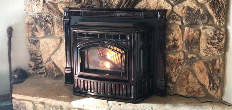 Quadra-Fire Trekker Fireplace Insert