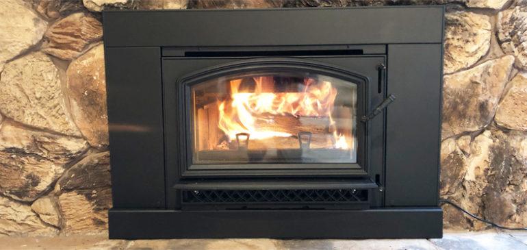 Quadra-Fire Voyageur – Fireplace Insert