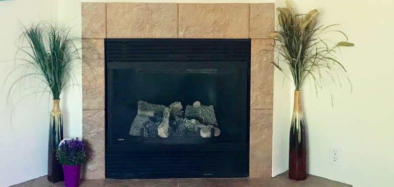 Heat & Glo SL-5 Economy Gas Fireplace Insert