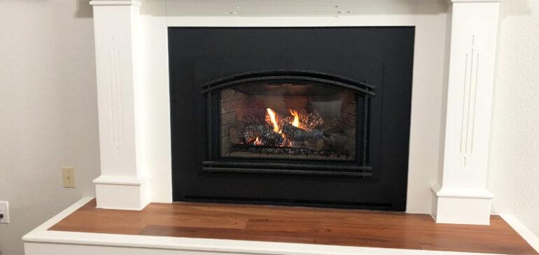 Quadra-Fire Excursion Propane Fireplace Insert